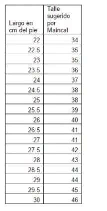 "BORCEGUI MARRON TALLES 36 A 46 ""TRACKER"" - FUNCIONAL"