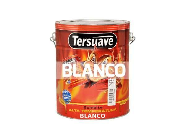 ESMALTE SINTÉTICO ALTA TEMPERATURA BLANCO X 4 - TERSUAVE