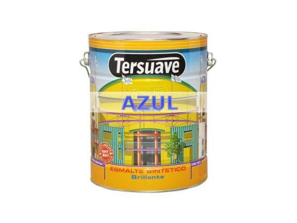 ESMALTE SINTÉTICO AZUL x 0.25 LITROS - TERSUAVE