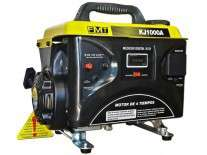 GENERADOR 2T.2.4HP 700W  E/MANUAL (KJ-1000A) - BLACK PANTHER - FMT - NAKAMA