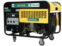GENERADOR 4T 20HP 9500 WATTS MONOFÁSICO GNW-100-ER - NIWA