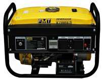 GENERADOR 4T 6.5HP 2800W E/ELECTR (KJ3000A-D) - BLACK PANTHER - FMT - NAKAMA