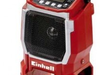 RADIO TE-CR 18v LI AM/FM SIN BATERIA SIN CARGADOR - EINHELL