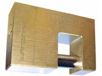 CANDADO BRONCE 60mm PERNO HORIZ.BLINDADO - BTA CROSSMASTER