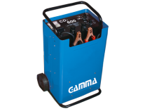 CARGADOR/ARRANCADOR CD600-DA 12/24v. - GAMMA