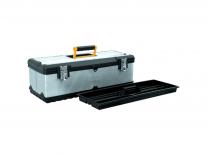 CAJA A/INOX.505 x 245 x 225mm C/1 BANDEJA PLASTICO CROSSMASTER - BTA CROSSMASTER
