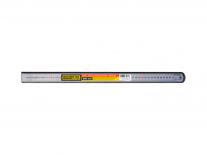 REGLA DE ACERO INOX 25 x 300mm - BTA CROSSMASTER