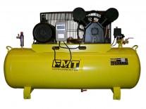 COMPRESOR 7.5HP 300Lts.S/RUEDAS (TB-75300) - BLACK PANTHER - FMT - NAKAMA